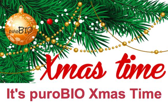 A Natale un prodotto puroBIO in regalo!