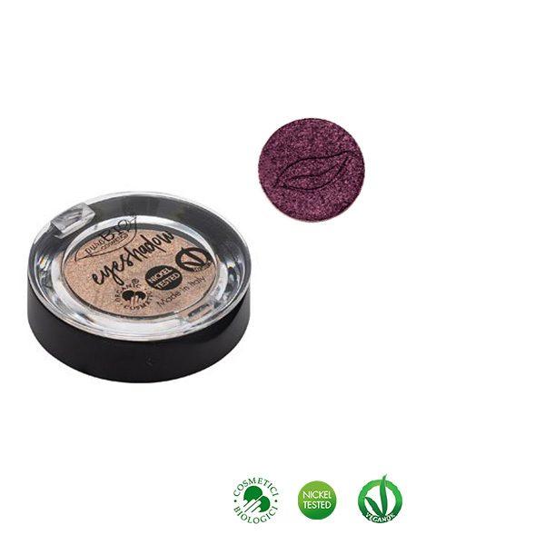 ricarica ombretto shimmer purobio colore viola 06