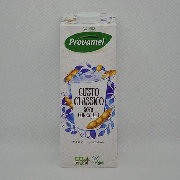 soya drink con calcio gusto classico 1L